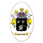 Holloway Sticker (Oval 50 pk)