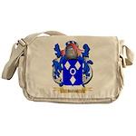 Hollow Messenger Bag