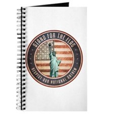 Stand For The Flag Journal