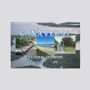 Canaveral NS Rectangle Magnet