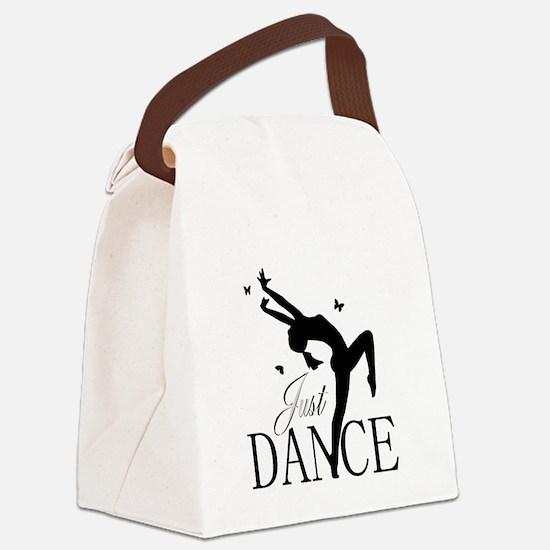 Unique Dance Canvas Lunch Bag