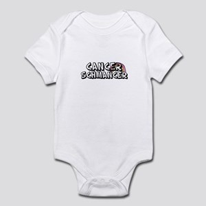 Cancer Schmancer Infant Bodysuit