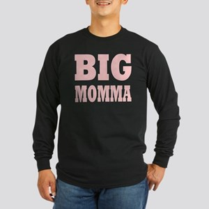 BIG MOMMA: Long Sleeve Dark T-Shirt