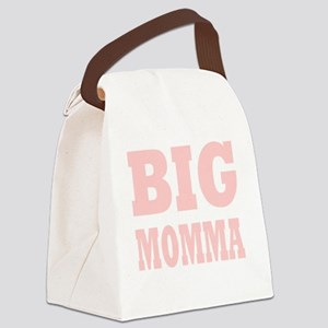 BIG MOMMA: Canvas Lunch Bag