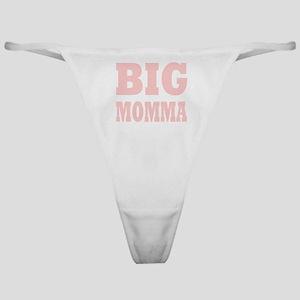 BIG MOMMA: Classic Thong