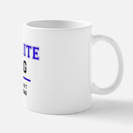Funny Dynomite Mug