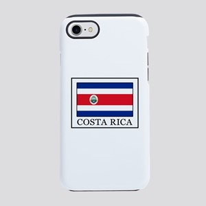 Costa Rica iPhone 7 Tough Case