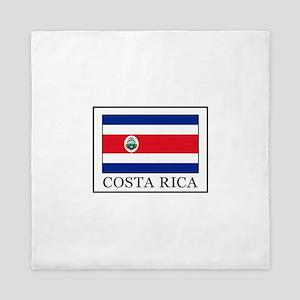 Costa Rica Queen Duvet