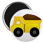 Dump Truck Magnets