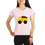 Dump Truck Performance Dry T-Shirt