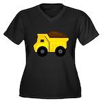 Dump Truck Plus Size T-Shirt