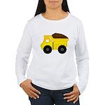 Dump Truck Long Sleeve T-Shirt