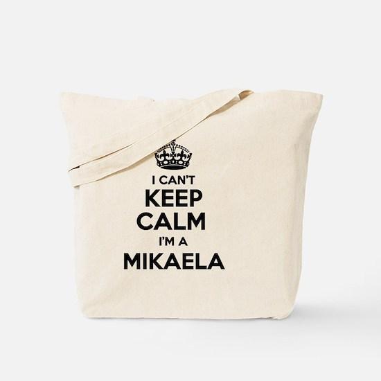 Cute Mikaela Tote Bag