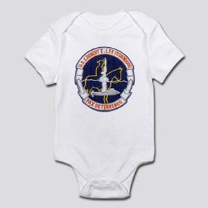 USS ROBERT E. LEE Infant Bodysuit