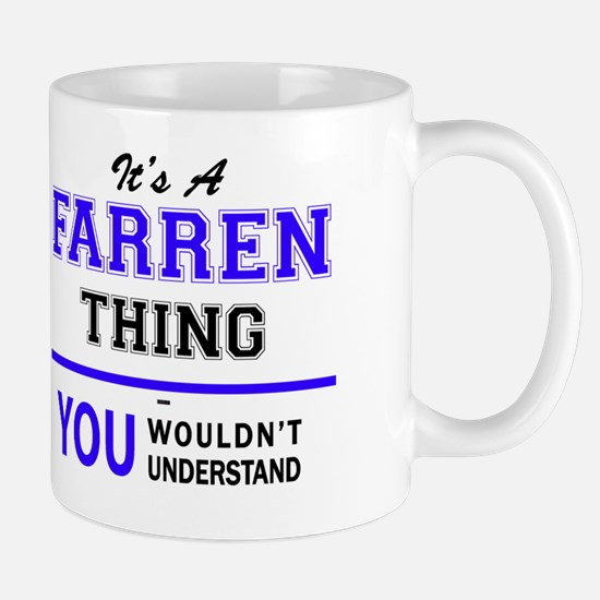 Cute Farren Mug