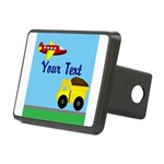 Trucks and Planes Hitch Cover