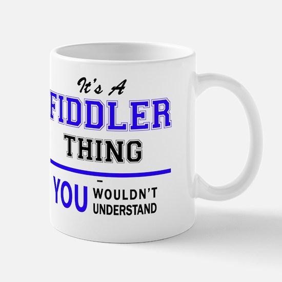 Unique Fiddler Mug