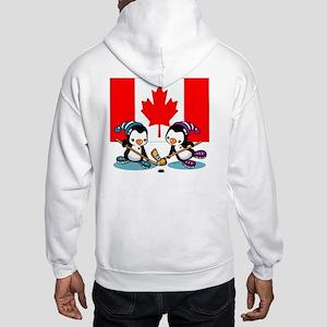Ice Hockey Hooded Sweatshirt