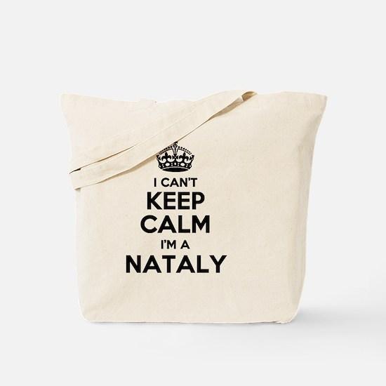 Funny Nataly Tote Bag