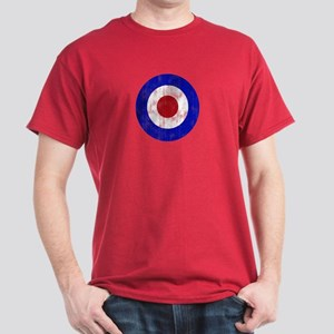 Sixties Mod Emblem Dark T-Shirt