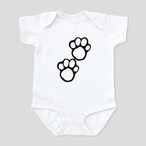 Pet Paws Trendy Baby Infant Bodysuit