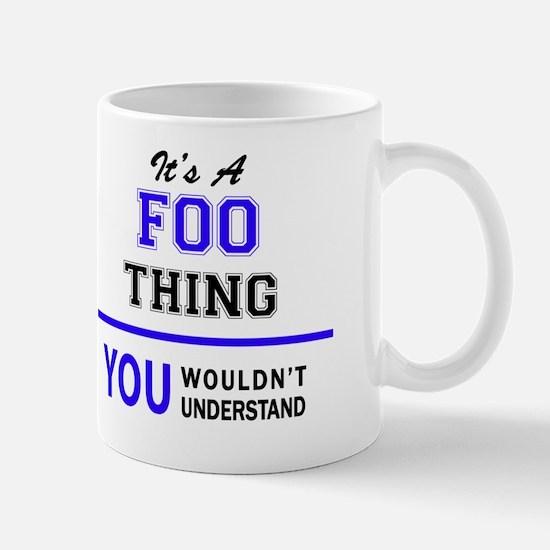 Cute Foo Mug