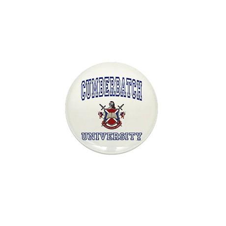 CUMBERBATCH University Mini Button (10 pack)
