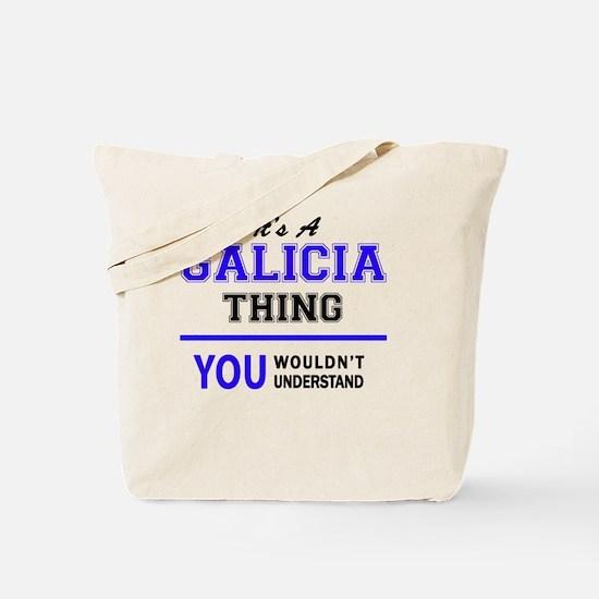 Funny Galicia Tote Bag