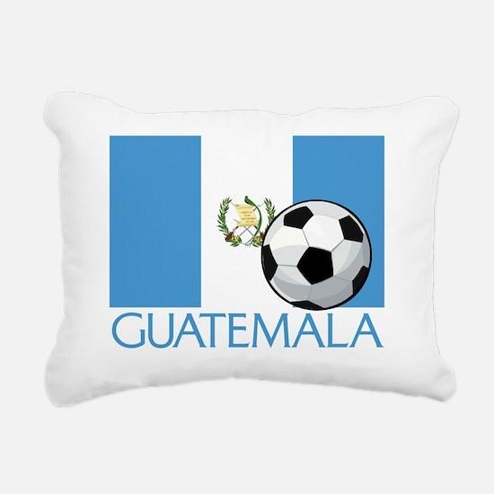 Guatemala Rectangular Canvas Pillow