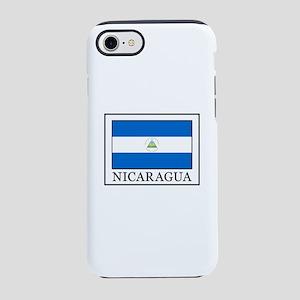 Nicaragua iPhone 7 Tough Case