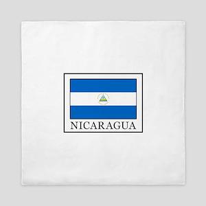 Nicaragua Queen Duvet