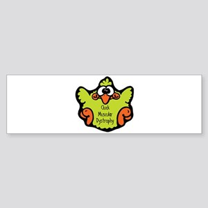 Muscular Dystrophy Bumper Sticker