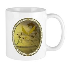 Flying Leaf Dragon Mug