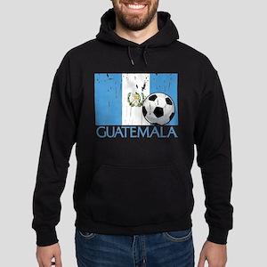 Guatemala Futbol Hoodie (dark)