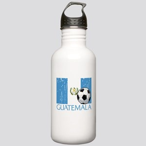 Guatemala Futbol Stainless Water Bottle 1.0L