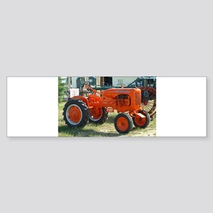 1937 Allis Chalmer Tractor Bumper Sticker