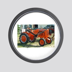 1937 Allis Chalmer Tractor Wall Clock