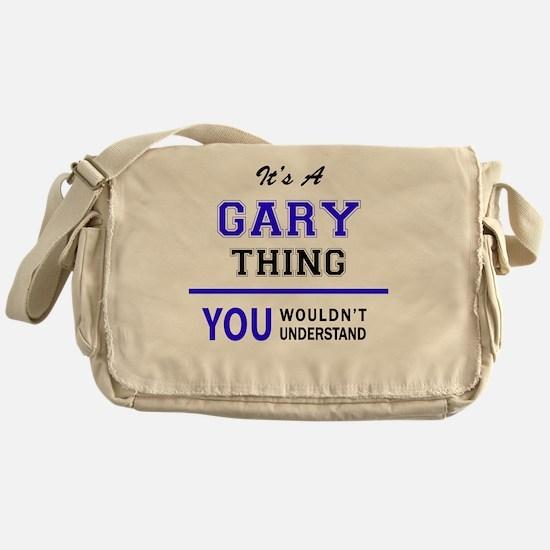 Unique Gary Messenger Bag