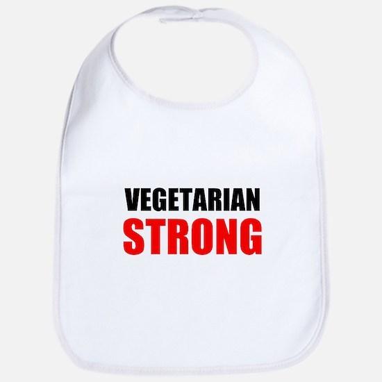 Vegetarian Strong Bib
