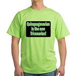 50th Birthday Green T-Shirt
