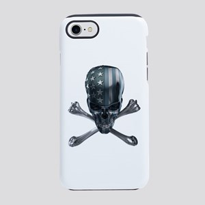 American Skull iPhone 7 Tough Case