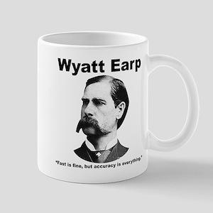 Earp: Accuracy Mug