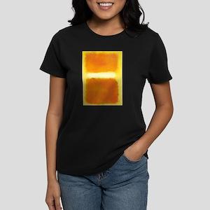 ROTHKO ORANGE AND WHITE LIGHT T-Shirt