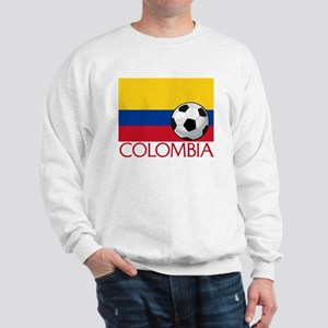 Colombia Soccer / Football Sweatshirt