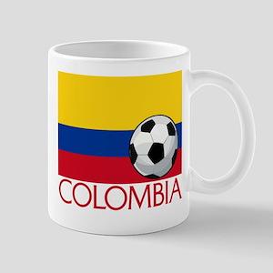 Colombia Soccer / Football Mug