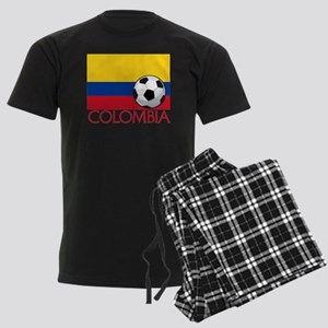 Colombia Soccer / Football Men's Dark Pajamas