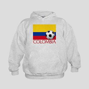 Colombia Soccer / Football Kids Hoodie