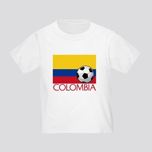 Colombia Soccer / Football T-Shirt