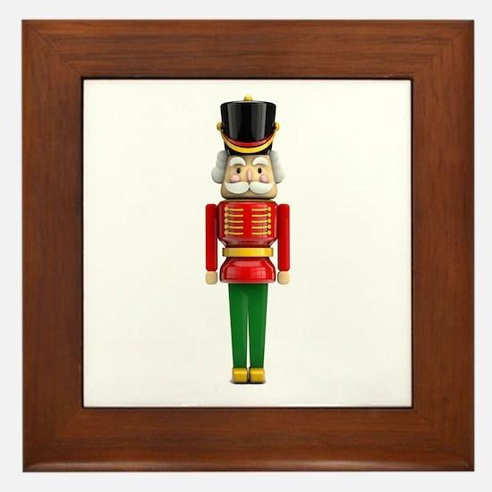 The Nutcracker Framed Tile