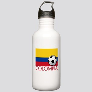 Colombia Soccer / Foot Stainless Water Bottle 1.0L